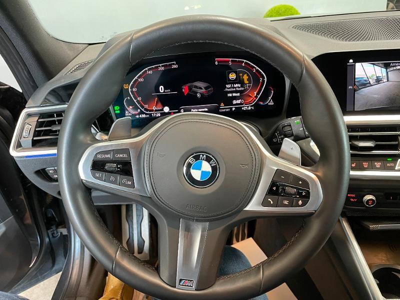 Photo 18 de l'offre de BMW Serie 3 Touring 320dA MH xDrive 190ch M Sport à 46900€ chez Dugast automobiles