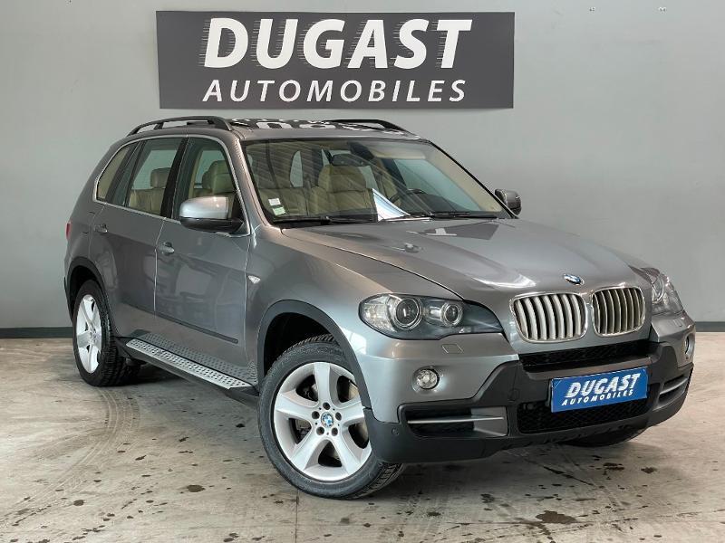Photo 1 de l'offre de BMW X5 4.8iA 355ch Luxe à 12900€ chez Dugast automobiles