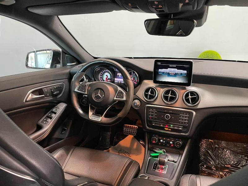 Photo 9 de l'offre de MERCEDES-BENZ CLA Shooting Brake 45 AMG 4Matic Speedshift DCT à 36900€ chez Dugast automobiles