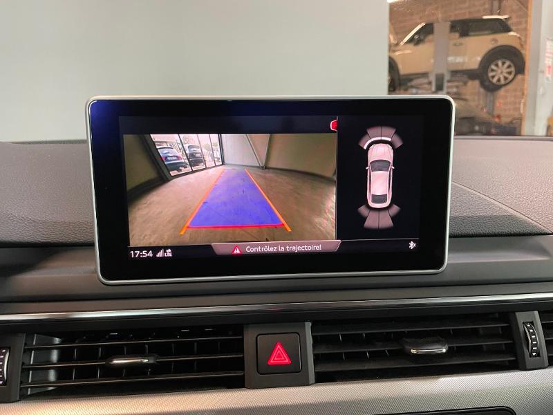 Photo 20 de l'offre de AUDI A5 Sportback 2.0 TFSI 190ch Design S tronic 7 à 34900€ chez Dugast automobiles