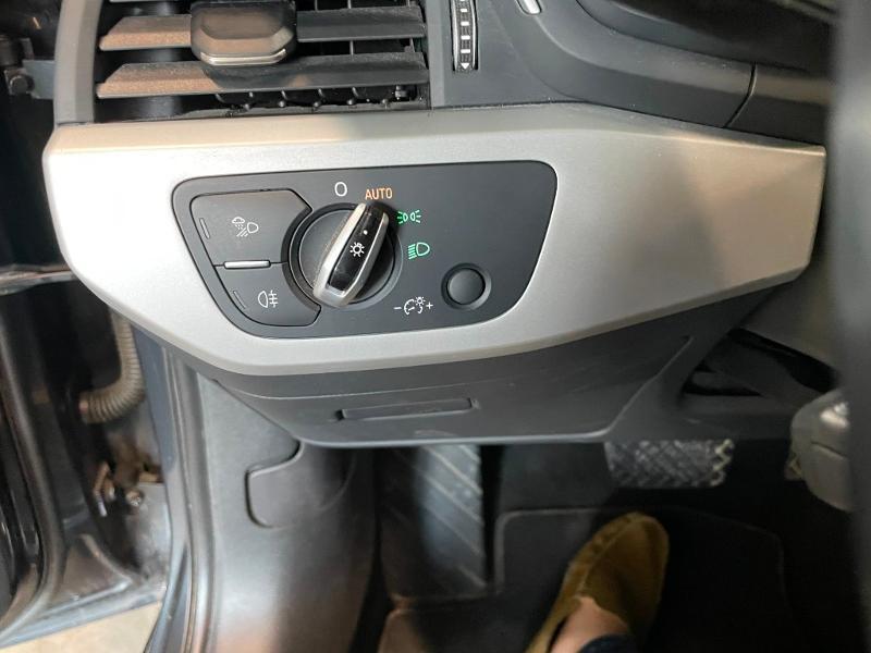 Photo 22 de l'offre de AUDI A4 Avant 3.0 V6 TDI 272ch Design Luxe quattro Tiptronic à 31900€ chez Dugast automobiles