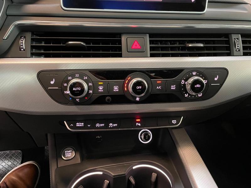 Photo 21 de l'offre de AUDI A5 Sportback 2.0 TFSI 190ch Design S tronic 7 à 34900€ chez Dugast automobiles