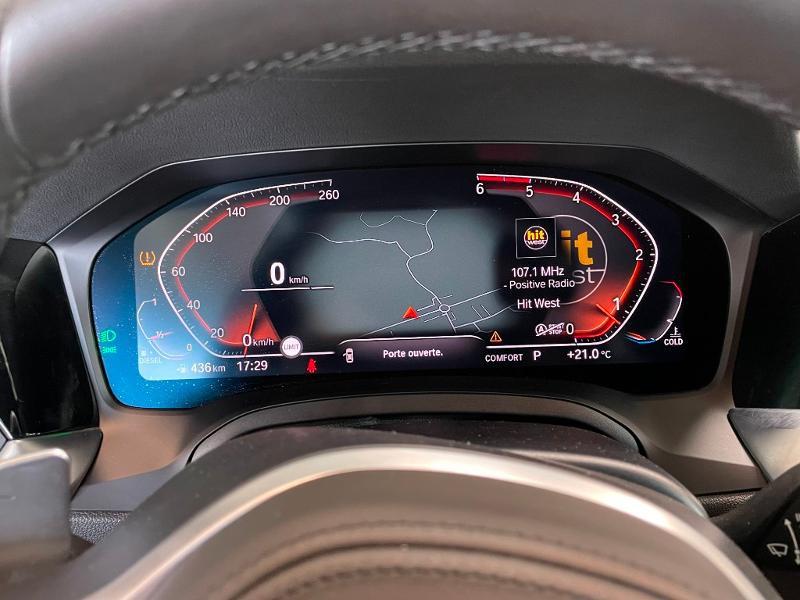Photo 20 de l'offre de BMW Serie 3 Touring 320dA MH xDrive 190ch M Sport à 46900€ chez Dugast automobiles