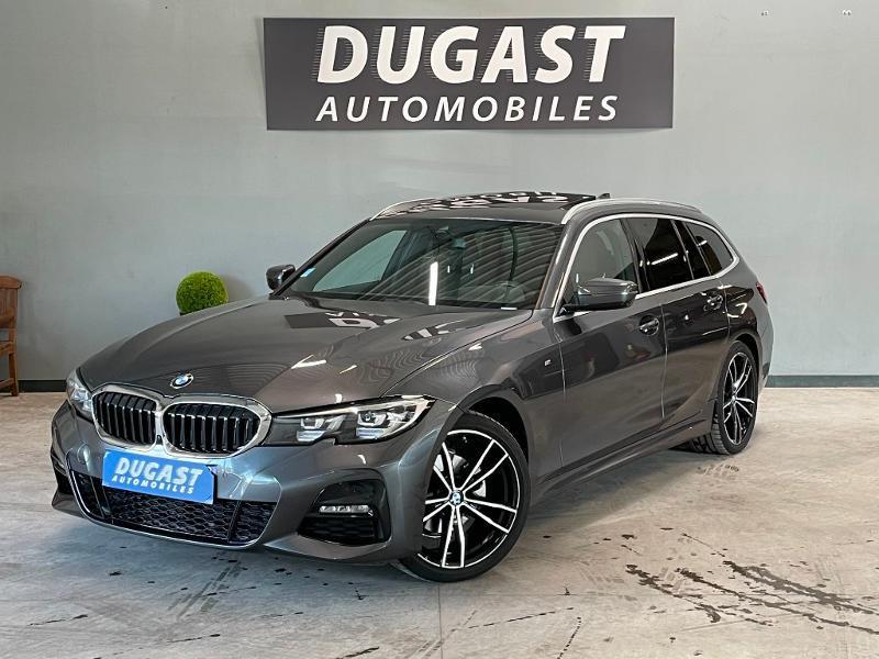 Photo 2 de l'offre de BMW Serie 3 Touring 320dA MH xDrive 190ch M Sport à 46900€ chez Dugast automobiles