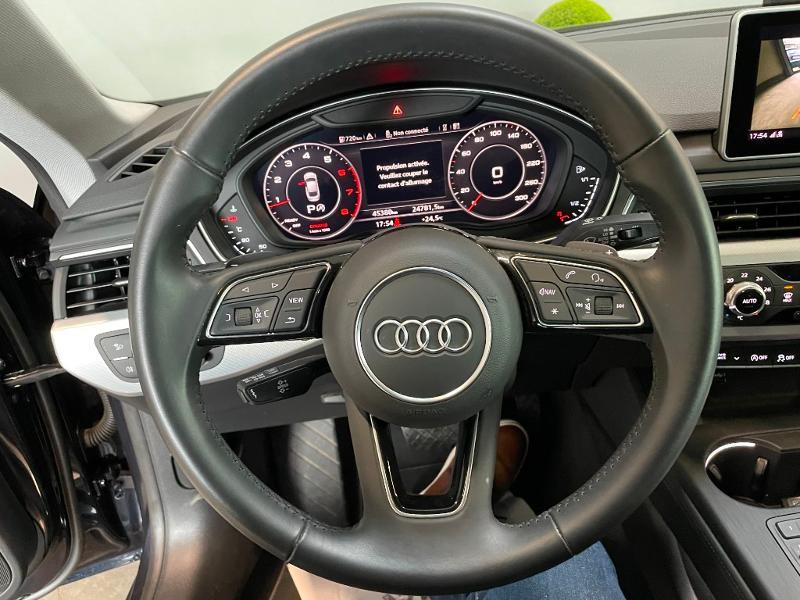 Photo 17 de l'offre de AUDI A5 Sportback 2.0 TFSI 190ch Design S tronic 7 à 34900€ chez Dugast automobiles