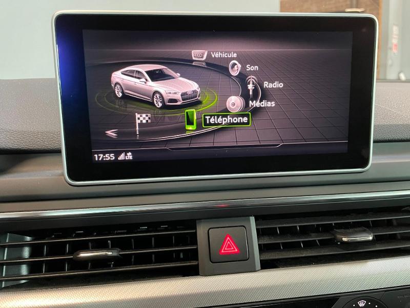 Photo 23 de l'offre de AUDI A5 Sportback 2.0 TFSI 190ch Design S tronic 7 à 34900€ chez Dugast automobiles