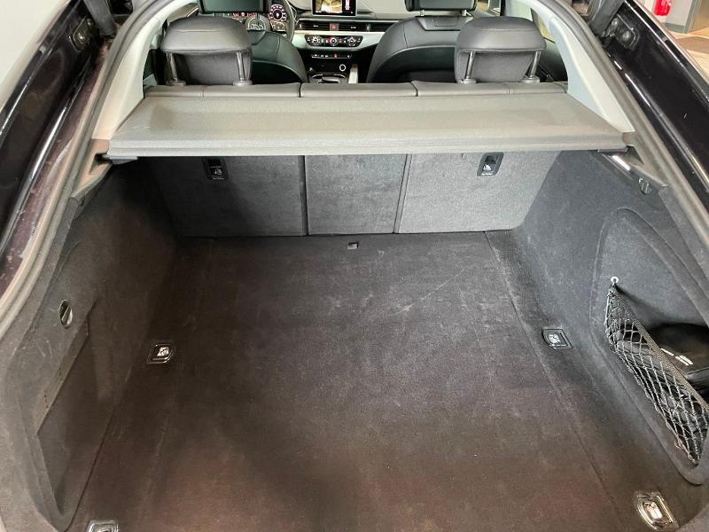 Photo 10 de l'offre de AUDI A5 Sportback 2.0 TFSI 190ch Design S tronic 7 à 34900€ chez Dugast automobiles