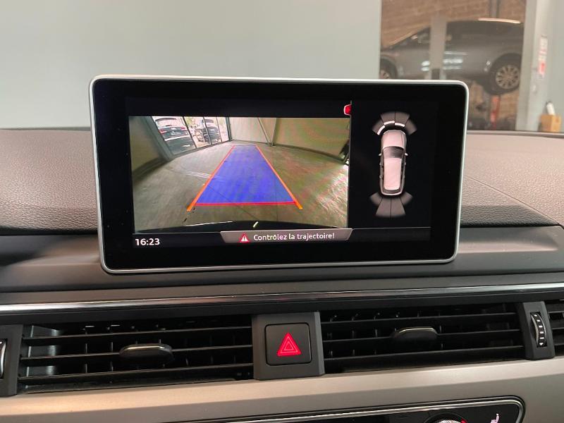 Photo 19 de l'offre de AUDI A4 Avant 3.0 V6 TDI 272ch Design Luxe quattro Tiptronic à 31900€ chez Dugast automobiles