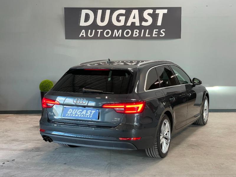 Photo 4 de l'offre de AUDI A4 Avant 3.0 V6 TDI 272ch Design Luxe quattro Tiptronic à 31900€ chez Dugast automobiles