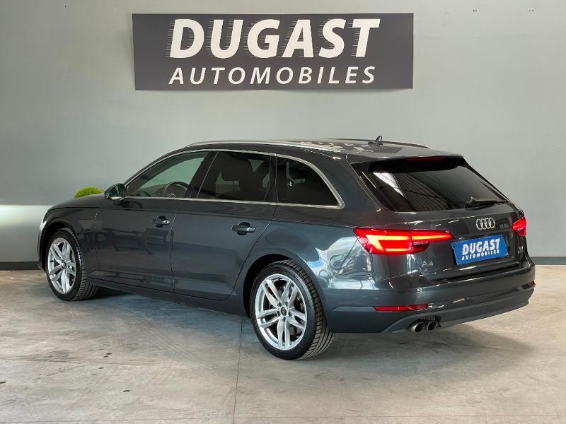 Photo 3 de l'offre de AUDI A4 Avant 3.0 V6 TDI 272ch Design Luxe quattro Tiptronic à 31900€ chez Dugast automobiles