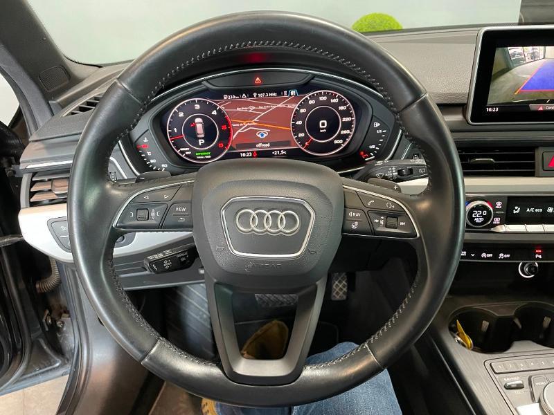 Photo 18 de l'offre de AUDI A4 Avant 3.0 V6 TDI 272ch Design Luxe quattro Tiptronic à 31900€ chez Dugast automobiles