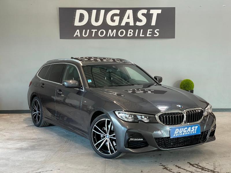 Photo 1 de l'offre de BMW Serie 3 Touring 320dA MH xDrive 190ch M Sport à 46900€ chez Dugast automobiles
