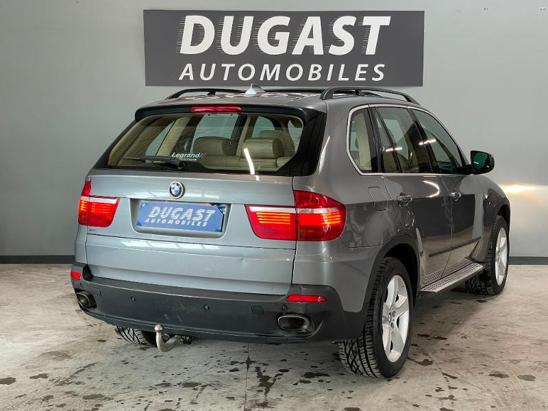 Photo 4 de l'offre de BMW X5 4.8iA 355ch Luxe à 12900€ chez Dugast automobiles