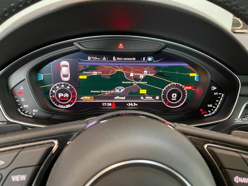 Photo 26 de l'offre de AUDI A5 Sportback 2.0 TFSI 190ch Design S tronic 7 à 34900€ chez Dugast automobiles
