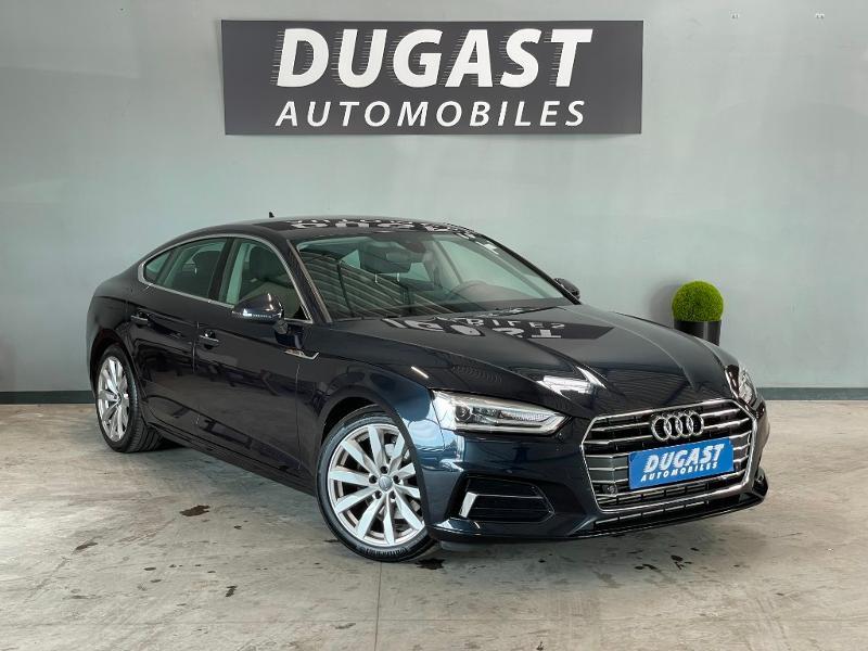 Photo 1 de l'offre de AUDI A5 Sportback 2.0 TFSI 190ch Design S tronic 7 à 34900€ chez Dugast automobiles