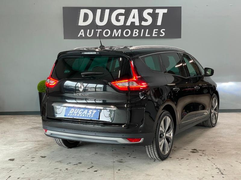 Photo 5 de l'offre de RENAULT Grand Scenic 1.6 dCi 130ch Energy Intens à 14900€ chez Dugast automobiles