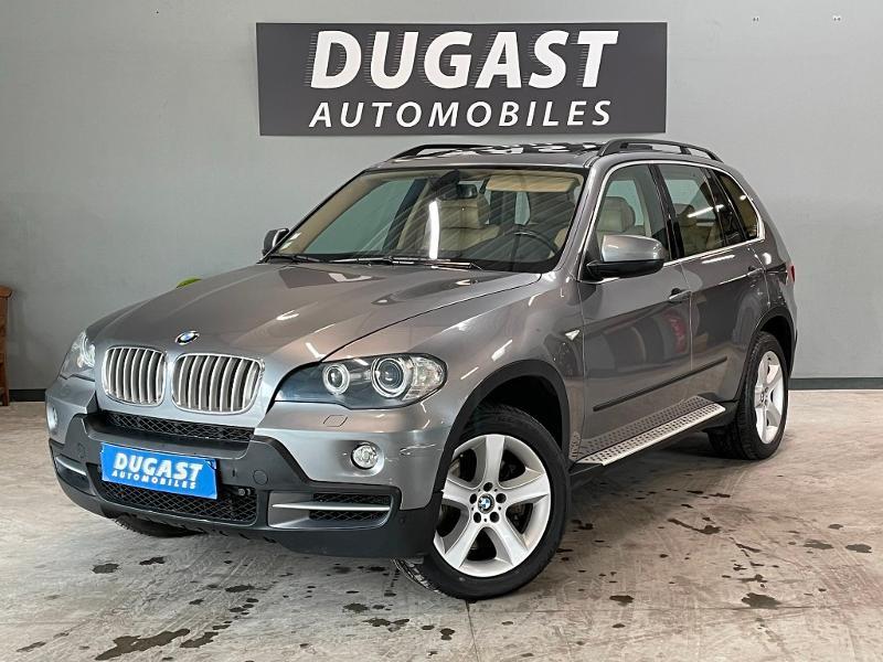 Photo 2 de l'offre de BMW X5 4.8iA 355ch Luxe à 12900€ chez Dugast automobiles