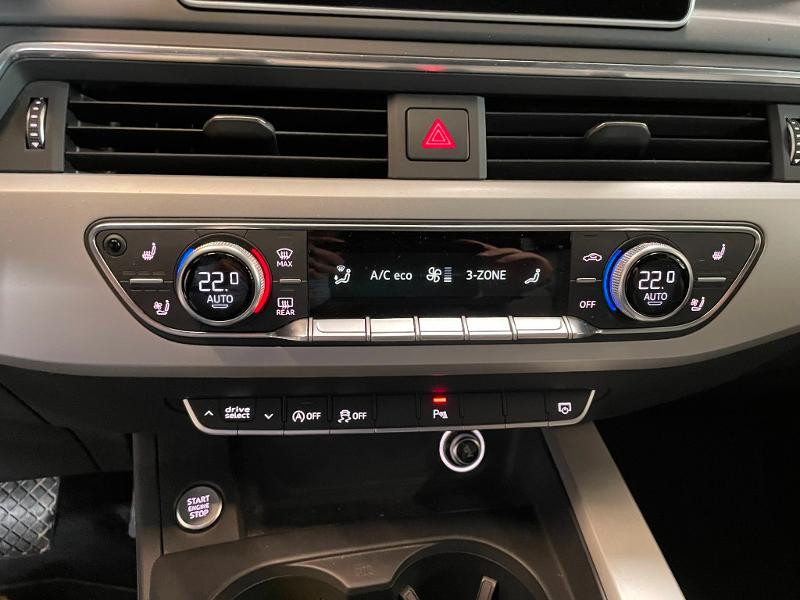 Photo 20 de l'offre de AUDI A4 Avant 3.0 V6 TDI 272ch Design Luxe quattro Tiptronic à 31900€ chez Dugast automobiles