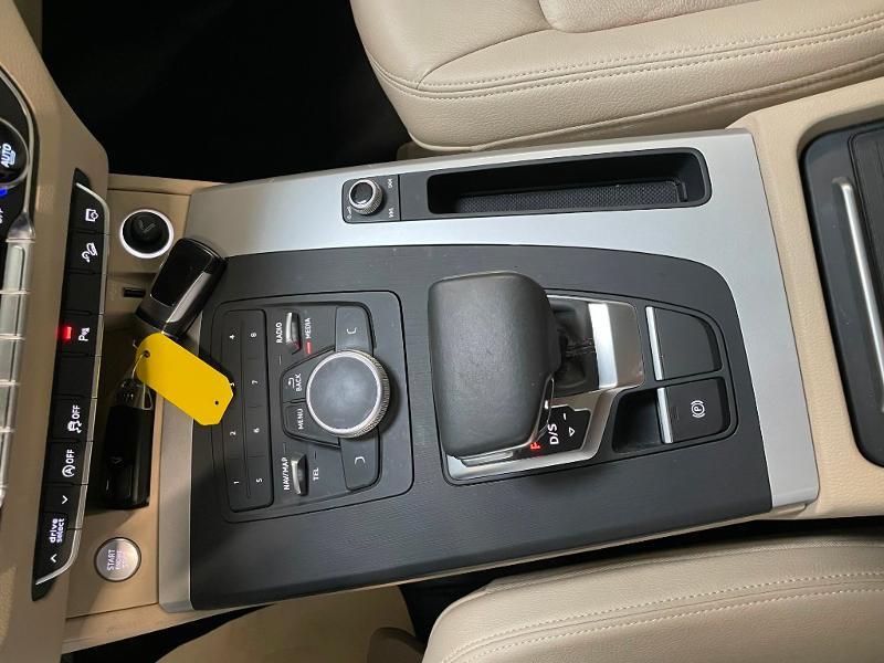 Photo 23 de l'offre de AUDI Q5 2.0 TDI 163ch Business Executive quattro S tronic 7 à 33900€ chez Dugast automobiles