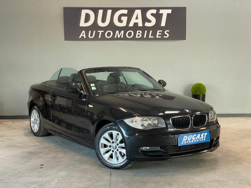Photo 1 de l'offre de BMW Serie 1 Cabriolet 118d 143ch Confort à 11900€ chez Dugast automobiles