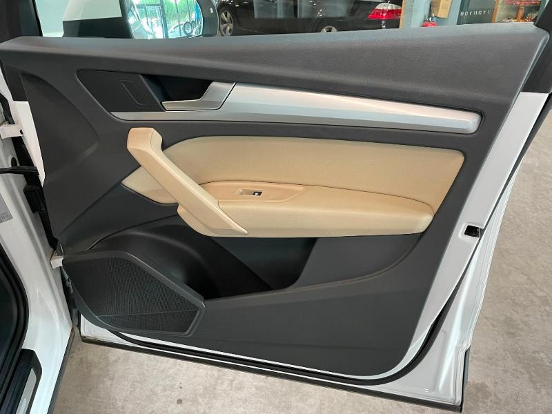 Photo 7 de l'offre de AUDI Q5 2.0 TDI 163ch Business Executive quattro S tronic 7 à 33900€ chez Dugast automobiles