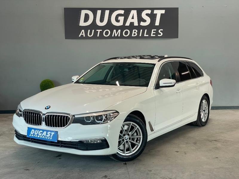 Photo 2 de l'offre de BMW Serie 5 Touring 530dA xDrive 265ch Business Steptronic à 29900€ chez Dugast automobiles