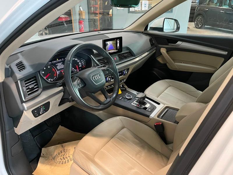 Photo 16 de l'offre de AUDI Q5 2.0 TDI 163ch Business Executive quattro S tronic 7 à 33900€ chez Dugast automobiles