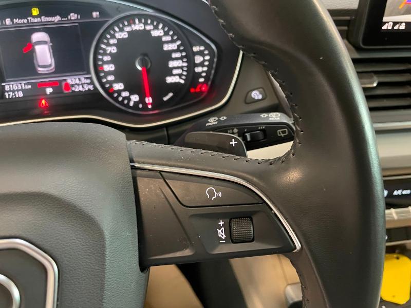 Photo 20 de l'offre de AUDI Q5 2.0 TDI 163ch Business Executive quattro S tronic 7 à 33900€ chez Dugast automobiles