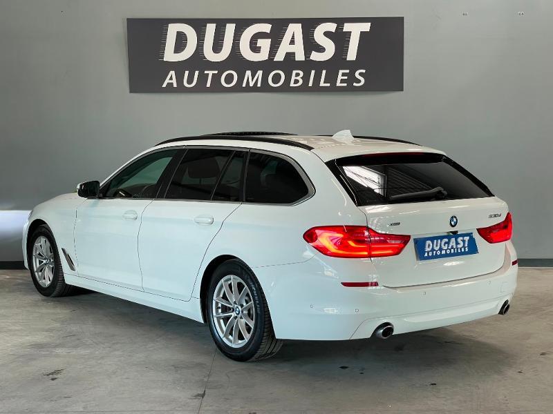 Photo 3 de l'offre de BMW Serie 5 Touring 530dA xDrive 265ch Business Steptronic à 29900€ chez Dugast automobiles