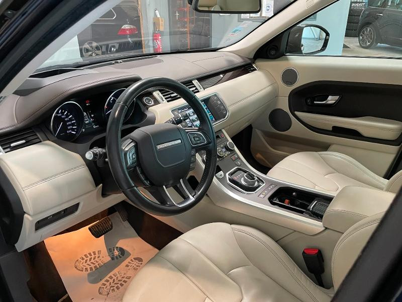 Photo 15 de l'offre de LAND-ROVER Evoque 2.0 Si4 Prestige BVA Mark II à 29900€ chez Dugast automobiles