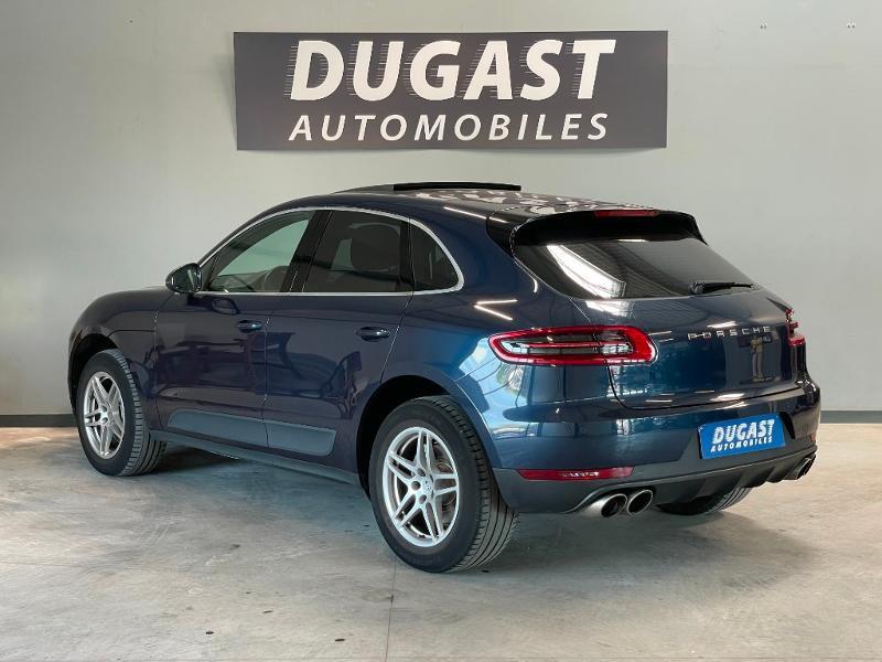 Photo 3 de l'offre de PORSCHE Macan 3.0 V6 258ch S Diesel PDK à 43900€ chez Dugast automobiles