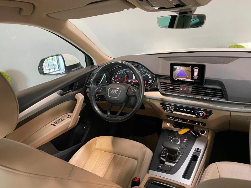 Photo 9 de l'offre de AUDI Q5 2.0 TDI 163ch Business Executive quattro S tronic 7 à 33900€ chez Dugast automobiles