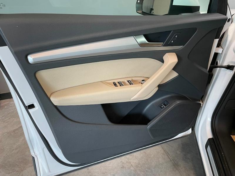Photo 17 de l'offre de AUDI Q5 2.0 TDI 163ch Business Executive quattro S tronic 7 à 33900€ chez Dugast automobiles