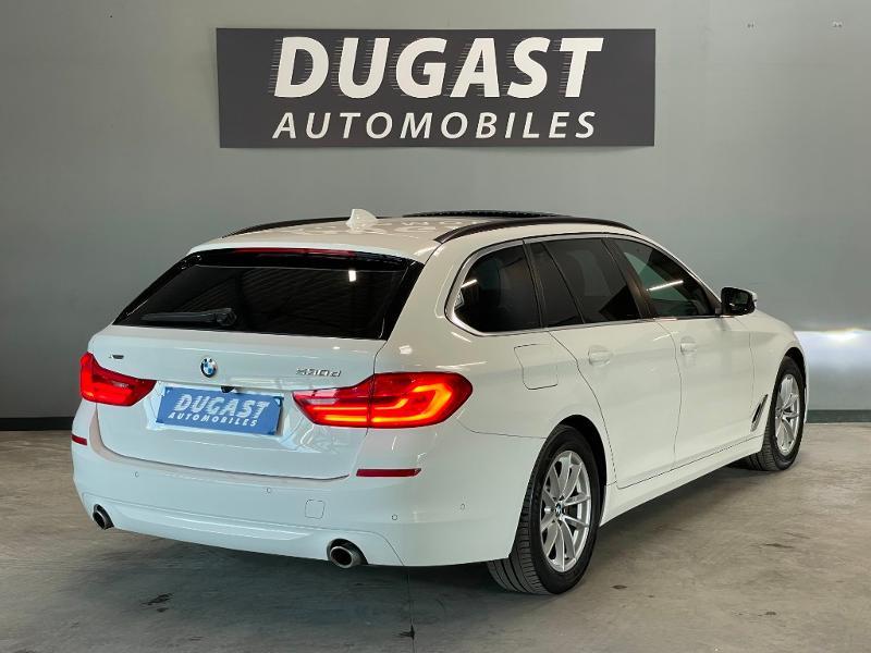 Photo 4 de l'offre de BMW Serie 5 Touring 530dA xDrive 265ch Business Steptronic à 29900€ chez Dugast automobiles