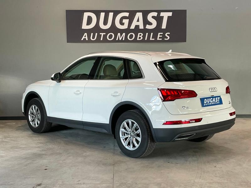 Photo 3 de l'offre de AUDI Q5 2.0 TDI 163ch Business Executive quattro S tronic 7 à 33900€ chez Dugast automobiles