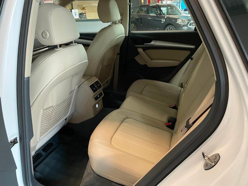 Photo 15 de l'offre de AUDI Q5 2.0 TDI 163ch Business Executive quattro S tronic 7 à 33900€ chez Dugast automobiles
