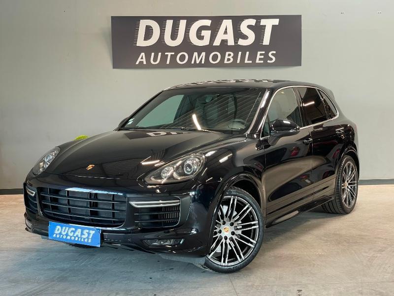 Photo 2 de l'offre de PORSCHE Cayenne 3.6 440ch GTS à 59900€ chez Dugast automobiles