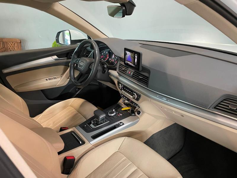 Photo 5 de l'offre de AUDI Q5 2.0 TDI 163ch Business Executive quattro S tronic 7 à 33900€ chez Dugast automobiles
