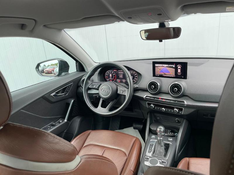 Photo 9 de l'offre de AUDI Q2 1.4 TFSI 150ch COD Design luxe S tronic 7 à 27900€ chez Dugast automobiles
