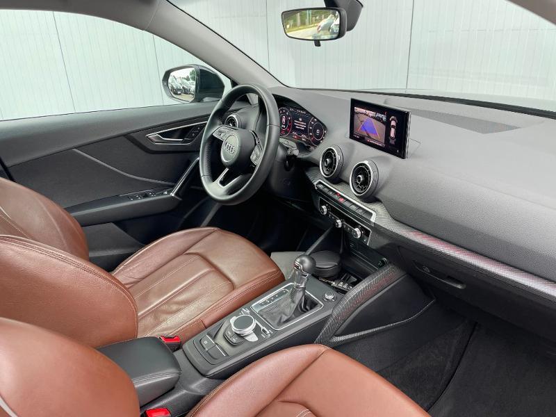Photo 5 de l'offre de AUDI Q2 1.4 TFSI 150ch COD Design luxe S tronic 7 à 27900€ chez Dugast automobiles