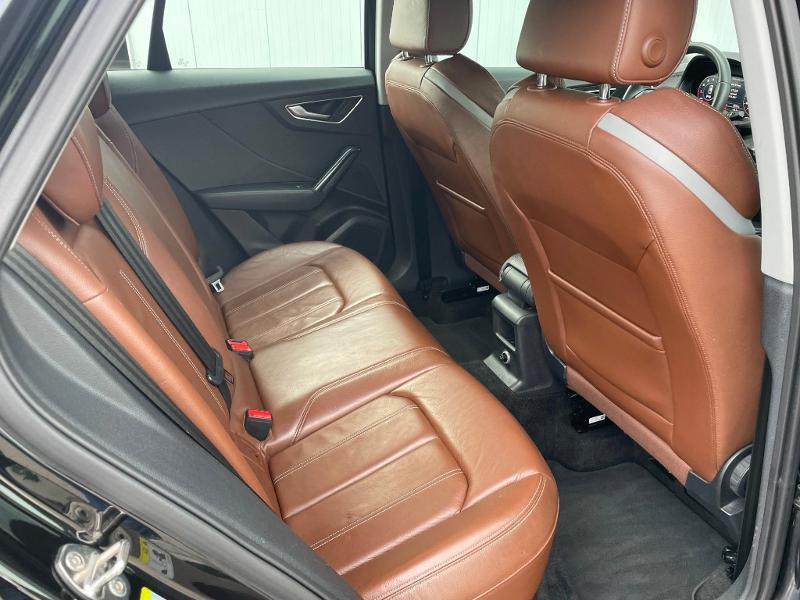 Photo 8 de l'offre de AUDI Q2 1.4 TFSI 150ch COD Design luxe S tronic 7 à 27900€ chez Dugast automobiles