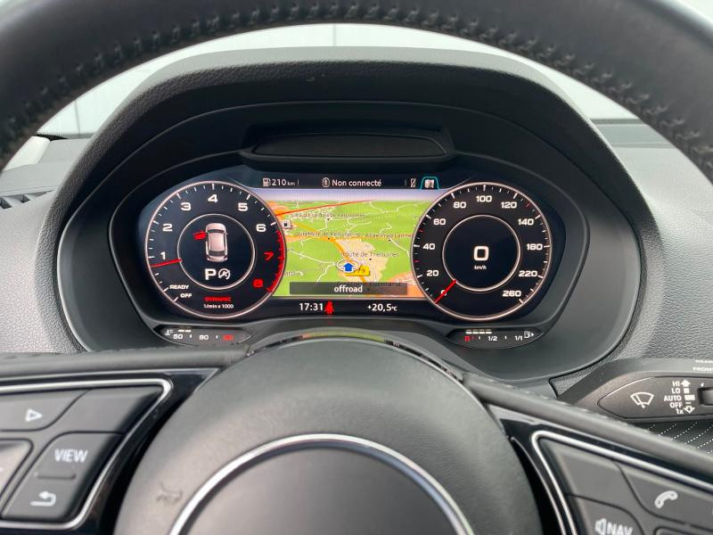 Photo 17 de l'offre de AUDI Q2 1.4 TFSI 150ch COD Design luxe S tronic 7 à 27900€ chez Dugast automobiles