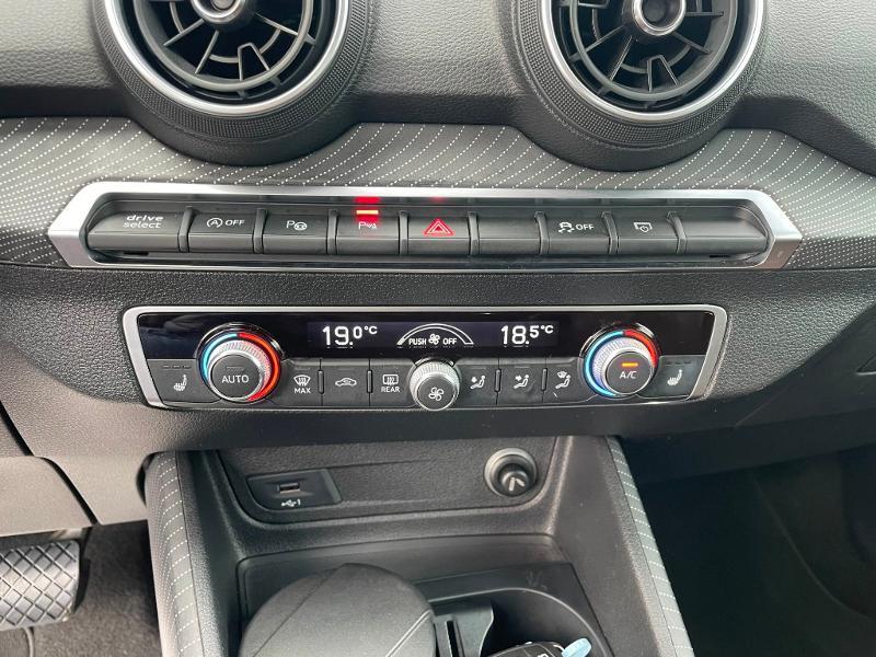 Photo 23 de l'offre de AUDI Q2 1.4 TFSI 150ch COD Design luxe S tronic 7 à 27900€ chez Dugast automobiles