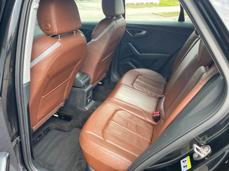 Photo 13 de l'offre de AUDI Q2 1.4 TFSI 150ch COD Design luxe S tronic 7 à 27900€ chez Dugast automobiles