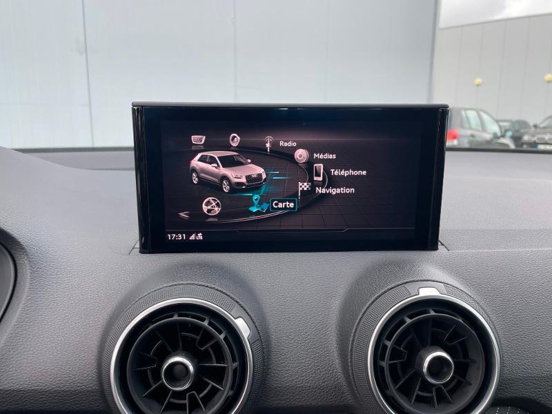 Photo 22 de l'offre de AUDI Q2 1.4 TFSI 150ch COD Design luxe S tronic 7 à 27900€ chez Dugast automobiles