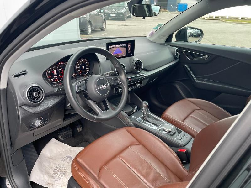 Photo 14 de l'offre de AUDI Q2 1.4 TFSI 150ch COD Design luxe S tronic 7 à 27900€ chez Dugast automobiles