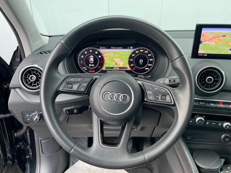 Photo 16 de l'offre de AUDI Q2 1.4 TFSI 150ch COD Design luxe S tronic 7 à 27900€ chez Dugast automobiles