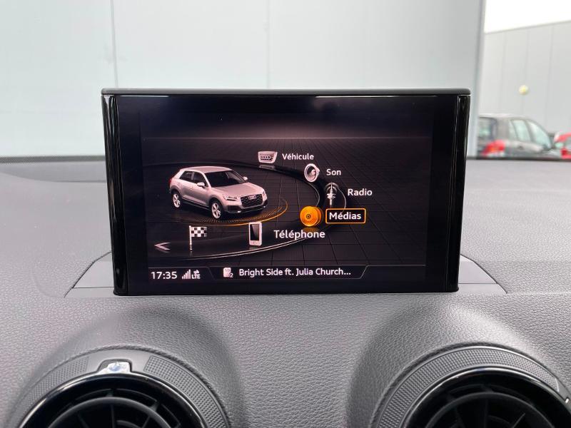 Photo 24 de l'offre de AUDI Q2 2.0 TDI 150ch Design luxe quattro S tronic 7 à 27900€ chez Dugast automobiles