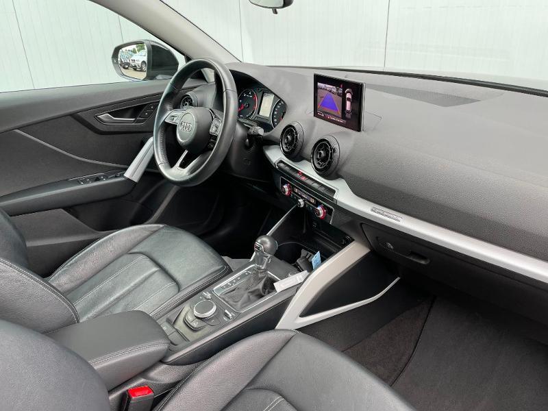 Photo 5 de l'offre de AUDI Q2 2.0 TDI 150ch Design luxe quattro S tronic 7 à 27900€ chez Dugast automobiles