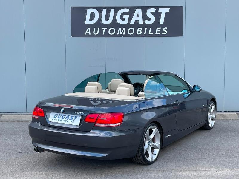 Photo 4 de l'offre de BMW Serie 3 Cabriolet 325iA 218ch Luxe à 18900€ chez Dugast automobiles